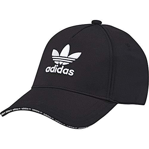 adidas Erwachsene Cap Kappe, Black/White, OSFM