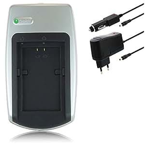 Chargeur NP-400 pour Konica-Minolta Dimage A1, A2, Dynax 5D, 7D, Maxxum 5D, 7D