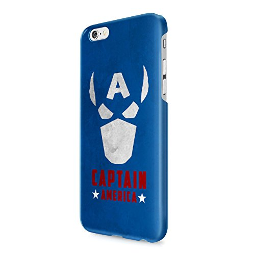 Captain America Civil War Hard Snap-On Protective Case Cover For Iphone 6 PLUS / Iphone 6S PLUS