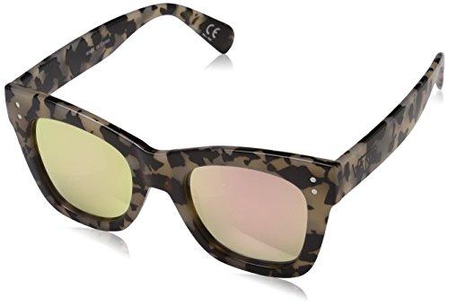 Vans Damen SUNNY DAZY SUNGLASSES Sonnenbrille, Light Tortoise, 1