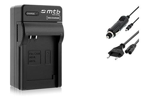 Ladegerät (KFZ, Netz) für Canon NB-5L / Ixus 90 IS, 800 IS...Powershot SD990 IS, SX230 HS... - s. Liste Sd950 Digital Ixus Kameras