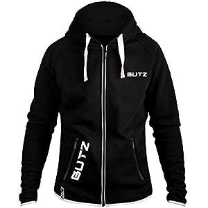 Oasics Herren Sweatshirt Stitching Zip Farbe Pullover Langarm Kapuzenoberteil M-2XL