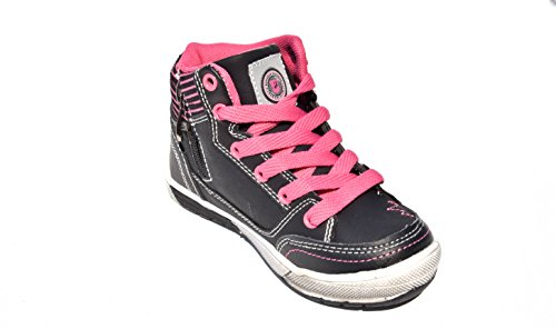 BTS, Sneaker bambini Multicolore (Schwarz/ Pink)