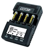 Maha MH-C9000 Wizard One Fast Smart Charger for AA/AAA Size Battery