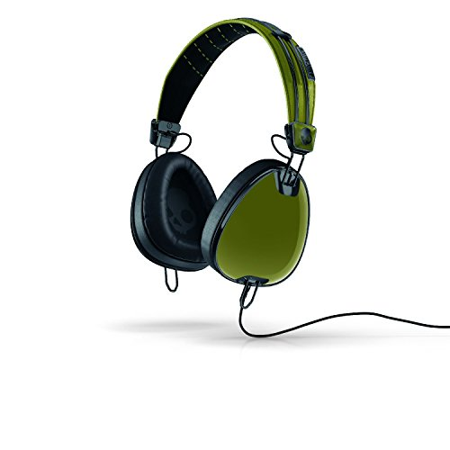 Aviator 2.0 Over-Ear con Microfono, Verde/Nero