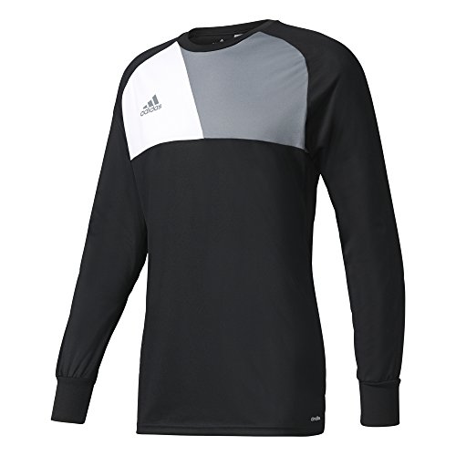 adidas Herren ASSITA 17 GK Long Sleeved T-Shirt, Black, M