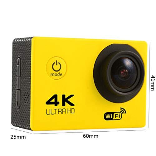 Republe HD 4K WiFi-Action-Kamera 170D Weitwinkel Sport DV 30M wasserdicht Sport-Video-Fahrrad-Sturzhelm-Nocken Mini-DVR