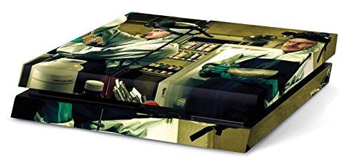 breaking bad Hochwertiger Sony PS4 Playstation-Aufkleber/Sticker aus Vinyl