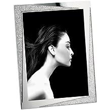 MASCAGNI - Portafoto argento glitter 10x15 - Casa Boxed