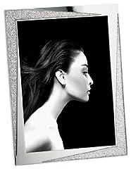 Idea Regalo - MASCAGNI - Portafoto Argento Glitter 10x15