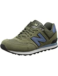 New Balance 574 Zapatillas de Running, Hombre