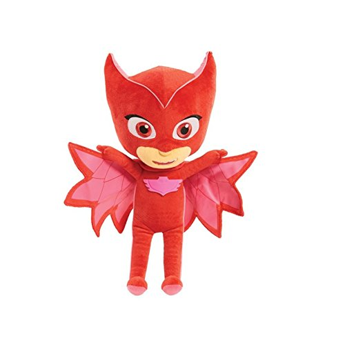 NEW PJ Masks Sing and Talk Plush Owlette