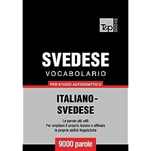Vocabolario Italiano-Svedese per studio autodidatt