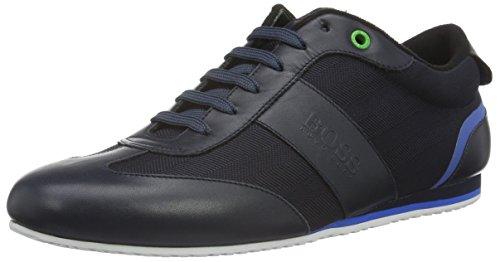 Boss Green Lighter_Lowp_Nyhr 10193634 01, Baskets Basses Homme Bleu (Dark Blue 401)