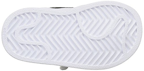 adidas - Superstar Foundation, Senakers a collo basso infantile Bianco (Blanc (Ftwr White/Core Black/Ftwr White))