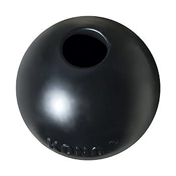 Kong Extreme Balle pour Chien Noir Taille M/L