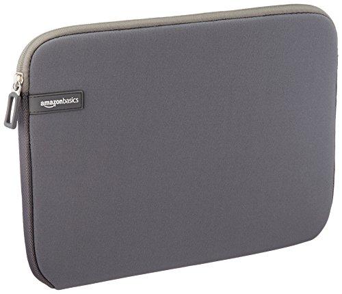 AmazonBasics Housse pour ordinateur portable, 11,6 Pouces, Gris