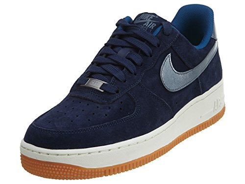 Marino Daim Scarpe Prm Sportive Force 07 Nike 1 Air Azul Blu Aj5Rc4Lq3