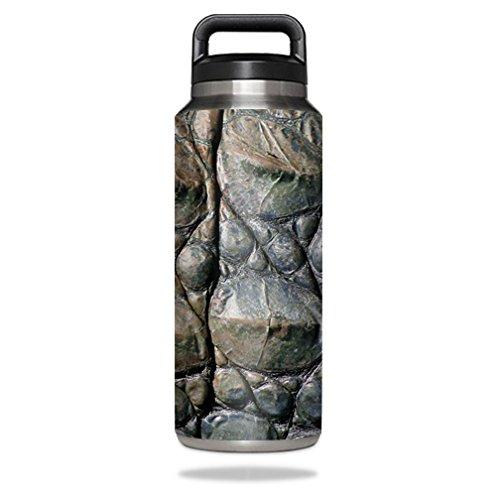 lie für YETI Rambler Bottle 91,4 ml Wrap Cover Sticker Skins Gator Skin ()