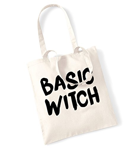 Basic Witch tote -