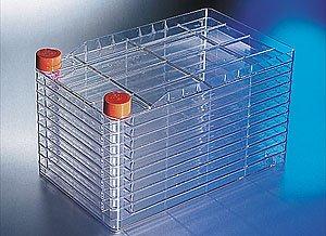 Corning 3320cellbind Polystyrol cellstack–10Kammer mit Vent Kappen (Pack von 6)