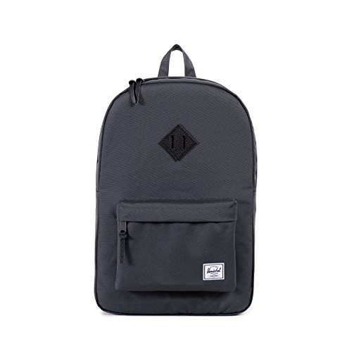 Herschel Supply Company SS16 Casual Daypack, 23 Liters, Dark Shadow/ Black 10007-00920-OS