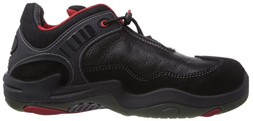 Mts M-gecko Move S3 Flex 12113 Unisex Adulto Scarpe Antinfortunistiche Nere (nero)
