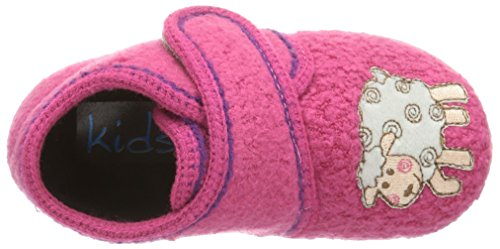 Rohde Bobo, Chaussons courts, non doublées fille Rose - Pink (46 Pink)