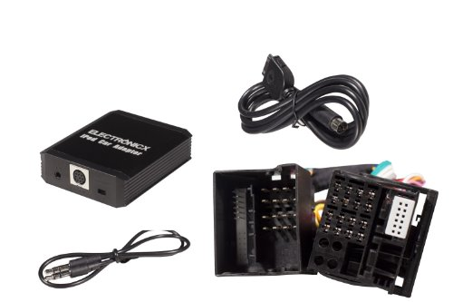 Electronicx Bluetooth Freisprecheinrichtung Adapter Interface DMC Digitaler Musik Wechsler passend für Ford YTM05 FRD2
