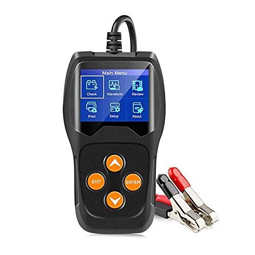 Qicheyi Scanner, OBDII Auto-Diagnosewerkzeug, Benutzt For Die Autobatterie-Cranking-Test, Lasttest Batterielade Tests Ripple-Tests, Visualisierungs- Spannung Echtzeitüberwachung, Unterstützung Mehrere
