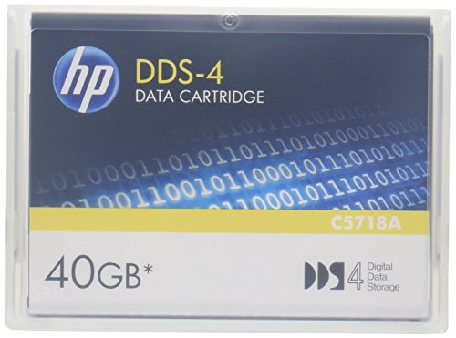 HP C5718A Datenkassette dds4 40GB 4mm