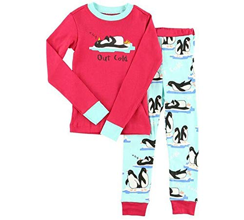 (Keephen Weihnachten Eltern-Kind-Pyjamas Family Passende Printed Cute Classic Homewear Set)
