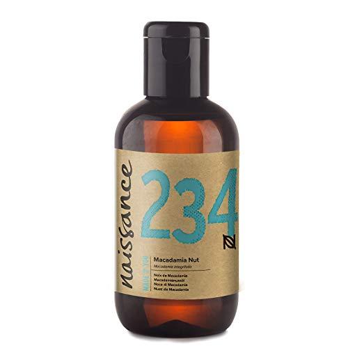 Naissance Aceite Vegetal Macadamia 100ml - 100% puro