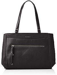 Fiorelli Maliyah Aqua Green Faux Leather Medium Shoulder Bag