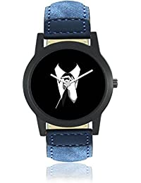 StyleKeepers Casual Analogue Fashion Quartz Movement Casual Watch Loop Strap With Magnetic Lock For Print Mutil... - B07G18VZ1K