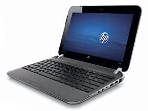 "HP Pavillon 210-4130SF Netbook 10,1"" (25,65 cm) Intel Atom 320 Go RAM 1024 Mo Windows 7 Durée de batterie: 6 cellules Gris"
