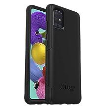 OtterBox 77-64872 Commuter Custodia Anti-Caduta per Samsung Galaxy A51 Colore Nero
