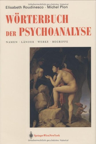 Wörterbuch der Psychoanalyse.