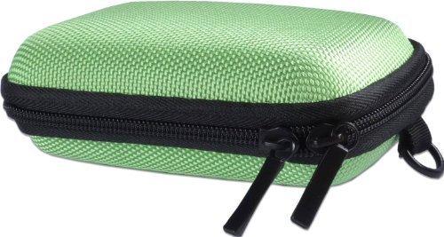 Bundlestar Hardcase PURE Lemon S Kameratasche mit Schultergurt und Gürtelschlaufe (passend zu: Siehe Produktmerkmale) (Taschen 180)