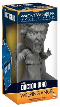 Doctor Who Wacky Wobbler Bobble-Head Weeping Angel 15 cm