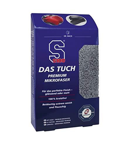 S100 Das Tuch - Premium Mikrofaser, 40 x 40 cm -