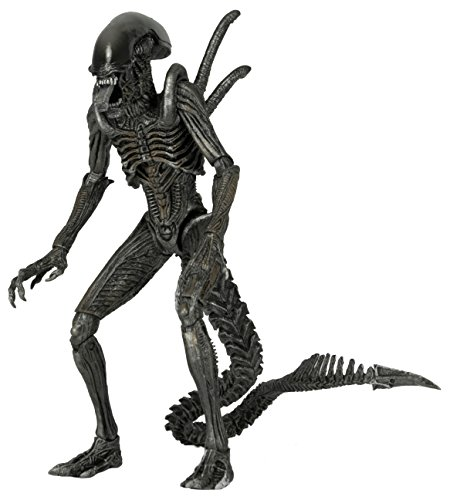 Alien: Alien vs Predator Actionfigur Serie 7 Warrior Alien NECA