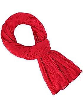Allée du foulard - Fular - para mujer rojo Rojo talla única