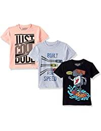 0debd6fd4 T-Shirts for Boys: Buy Boy's T-Shirts Online at Low Prices in India ...
