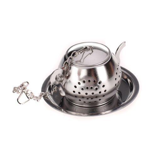 fendii in acciaio inox teiera Tea filtro infusore per tè
