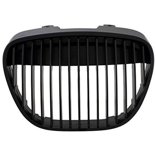 Parrilla frontal Dectane GS05B, color negro
