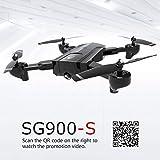 Jasnyfall SG900-S 2.4G RC Drone Pieghevole Selfie Smart GPS FPV Quadcopter con...