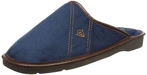 Homens Alphonse azul Marinho Dunlop Chinelos Azul xRarYHRq