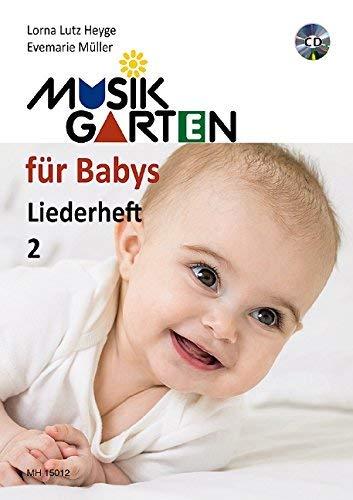 Musikgarten für Babys, Liederheft 2, m. Audio-CD