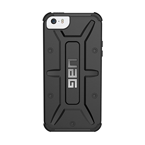 online retailer 0ee53 a9fa7 UAG iPhone SE/iPhone 5s Feather-Light Composite [Magma] Military Drop  Tested Phone Case